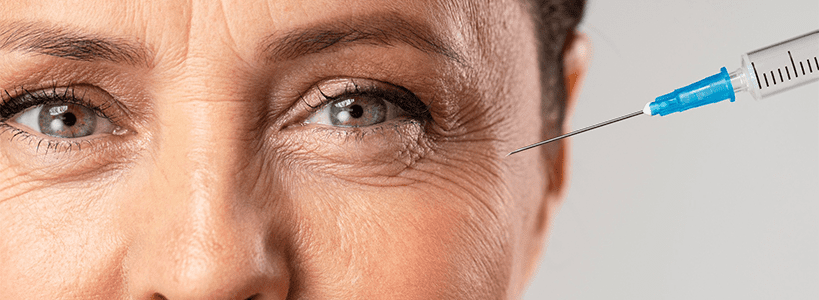 Advantages of Botox for wrinkles